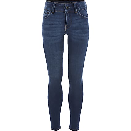 Girls G-Star Raw blue Midge Cody jeans