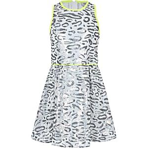583366b32b32d Girls Dresses | Girls Party Dresses | River Island