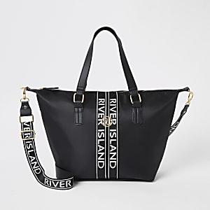 RI – Einkaufstasche für Mädchen in Schwarz