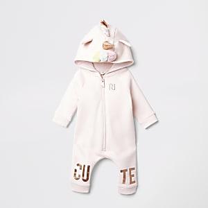 Body licorne pour bébé