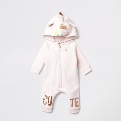 Baby unicorn baby grow