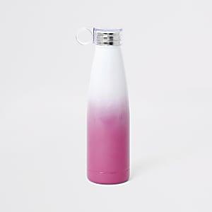 Roze waterfles voor meisjes