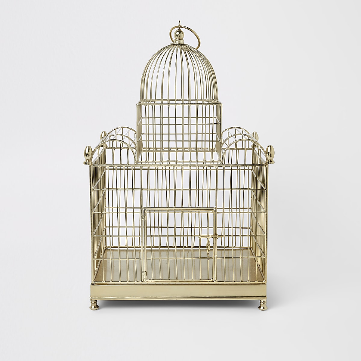 Decorative birdcage