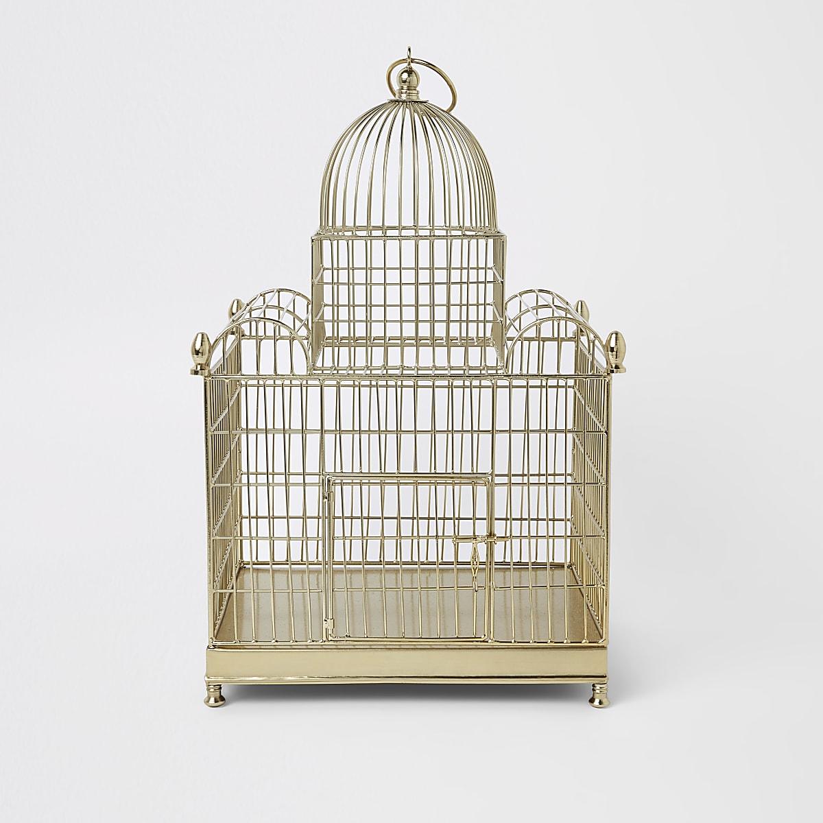 Decoratieve vogelkooi