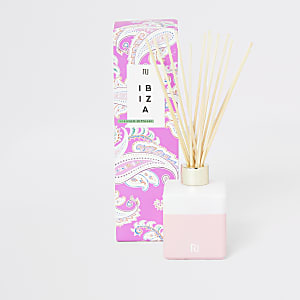 Pink Ibiza coconut milk and jasmine diffuser