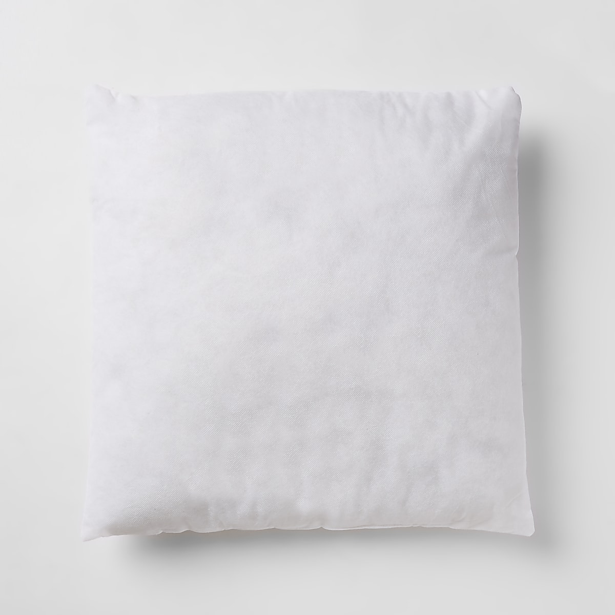 White cushion filler