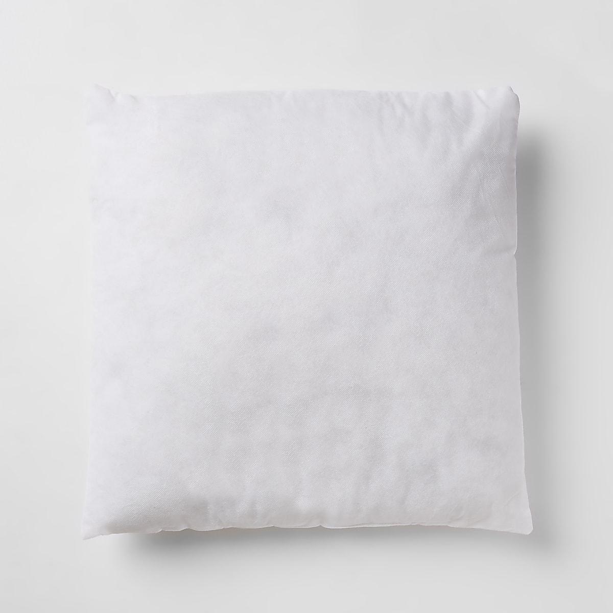 Witte kussenvulling