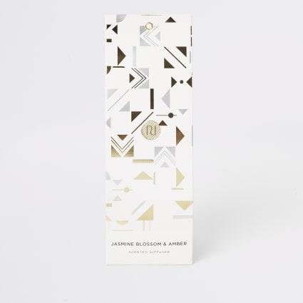 Jasmine & amber scented diffuser 500ml