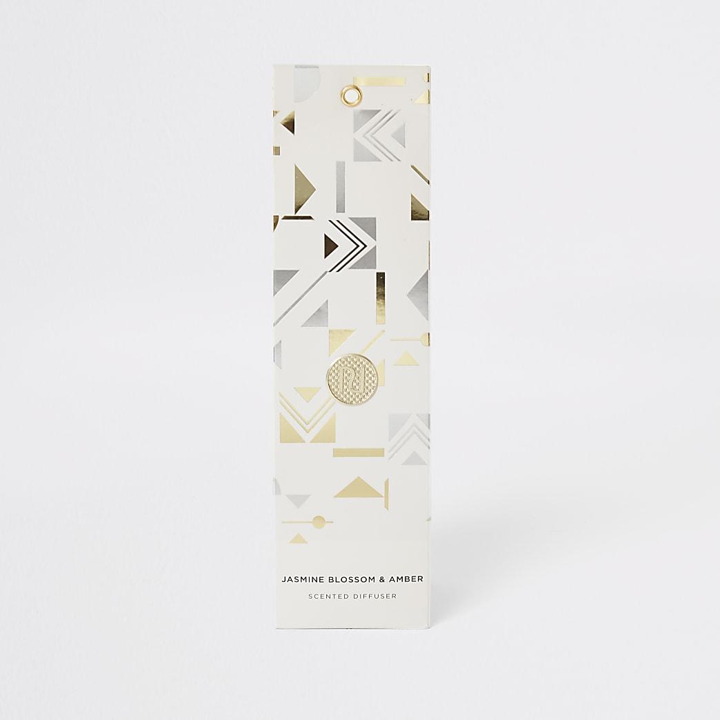 Jasmine & amber scented diffuser 100ml