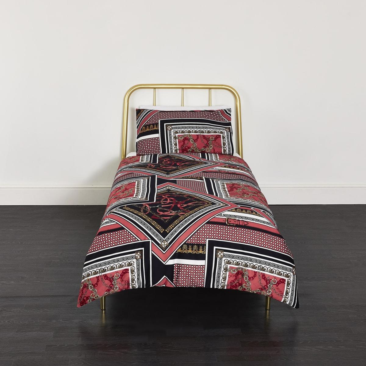 Bettwäsche-Set mit Print