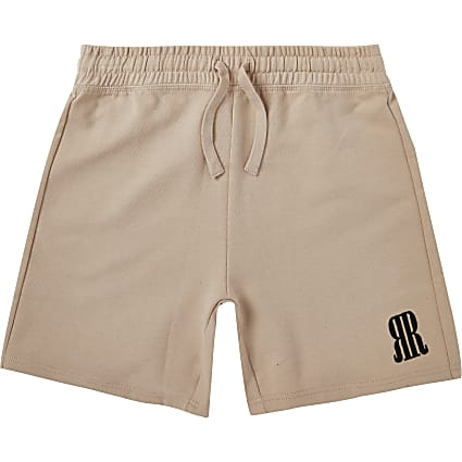 Age 13+ boys beige RR shorts