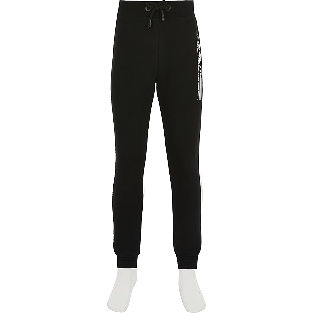 Age 13+ boys black RI Active joggers