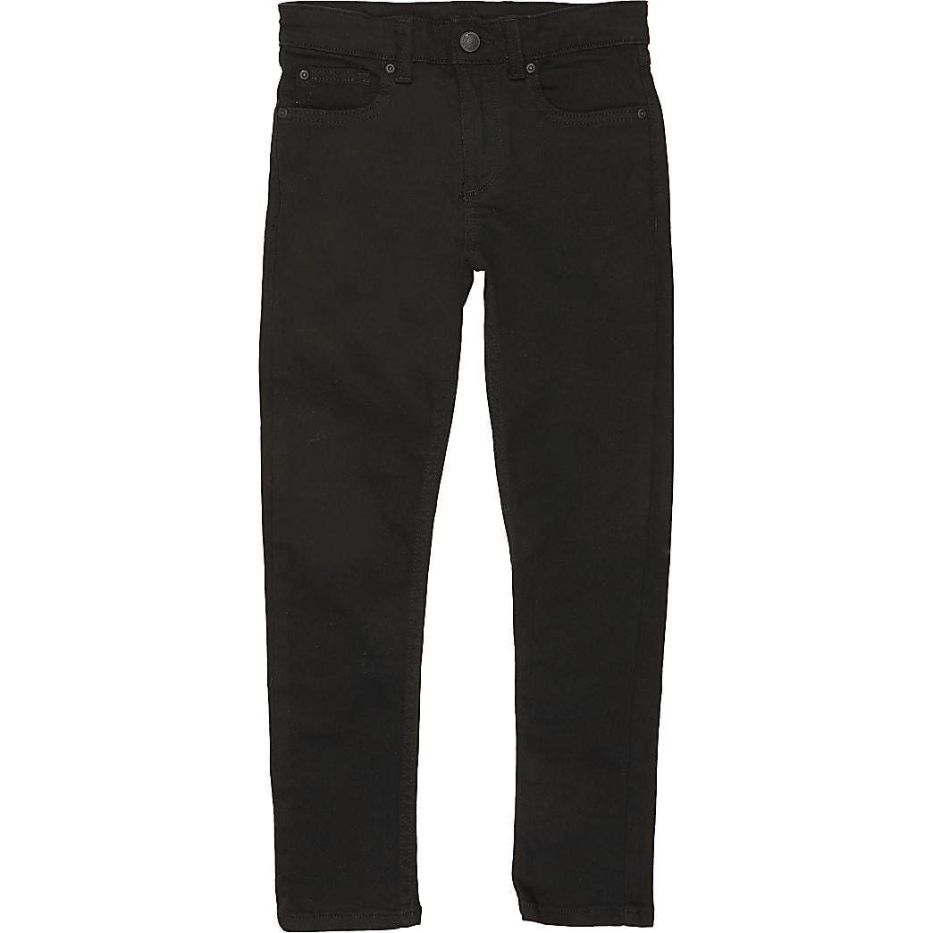 Age 13+ boys black skinny jeans