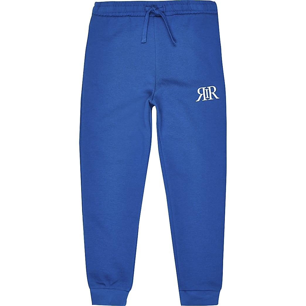 Age 13+ boys blue RIR joggers