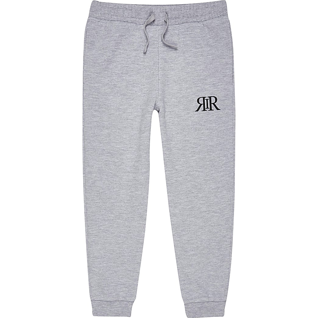 Age 13+ boys grey RIR Joggers