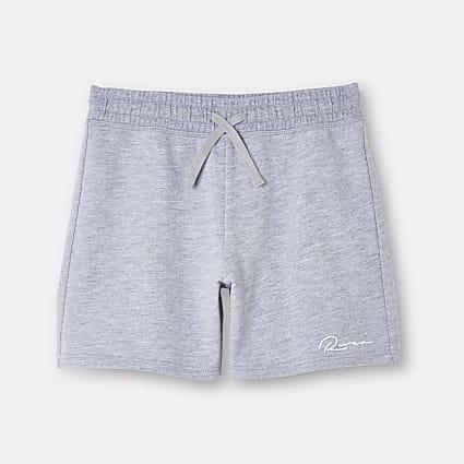 Age 13+ boys grey River shorts