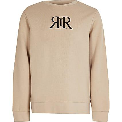 Age 13+ boys stone RIR sweatshirt