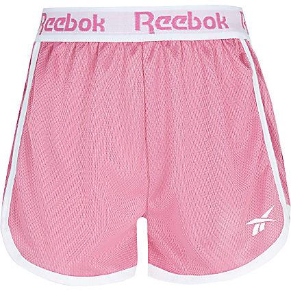 Age 13+ girls pink Reebok shorts