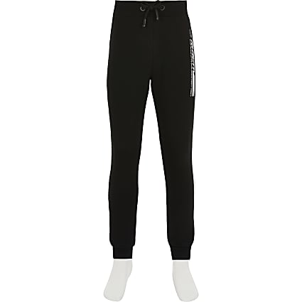 Age13+ boys black RI Active joggers
