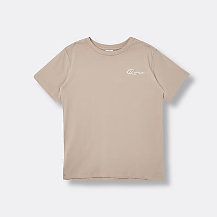 Ages 13+ boys stone 'River' t-shirt