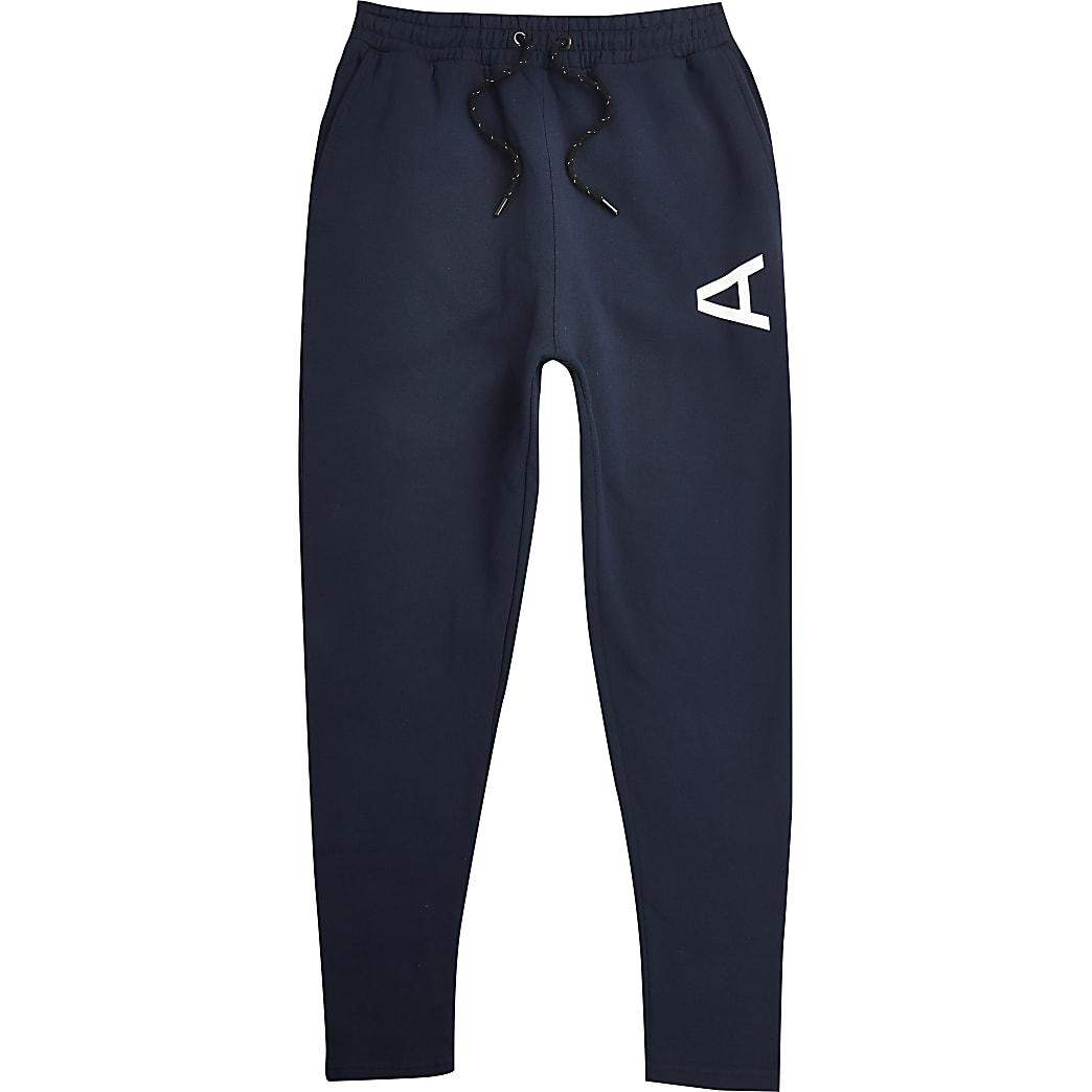 Arcminute navy sim fit joggers