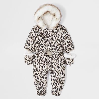 Baby Girl Coats   Baby Girl Jackets   River Island