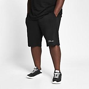Big and Tall– Prolific– Shorts slim noir