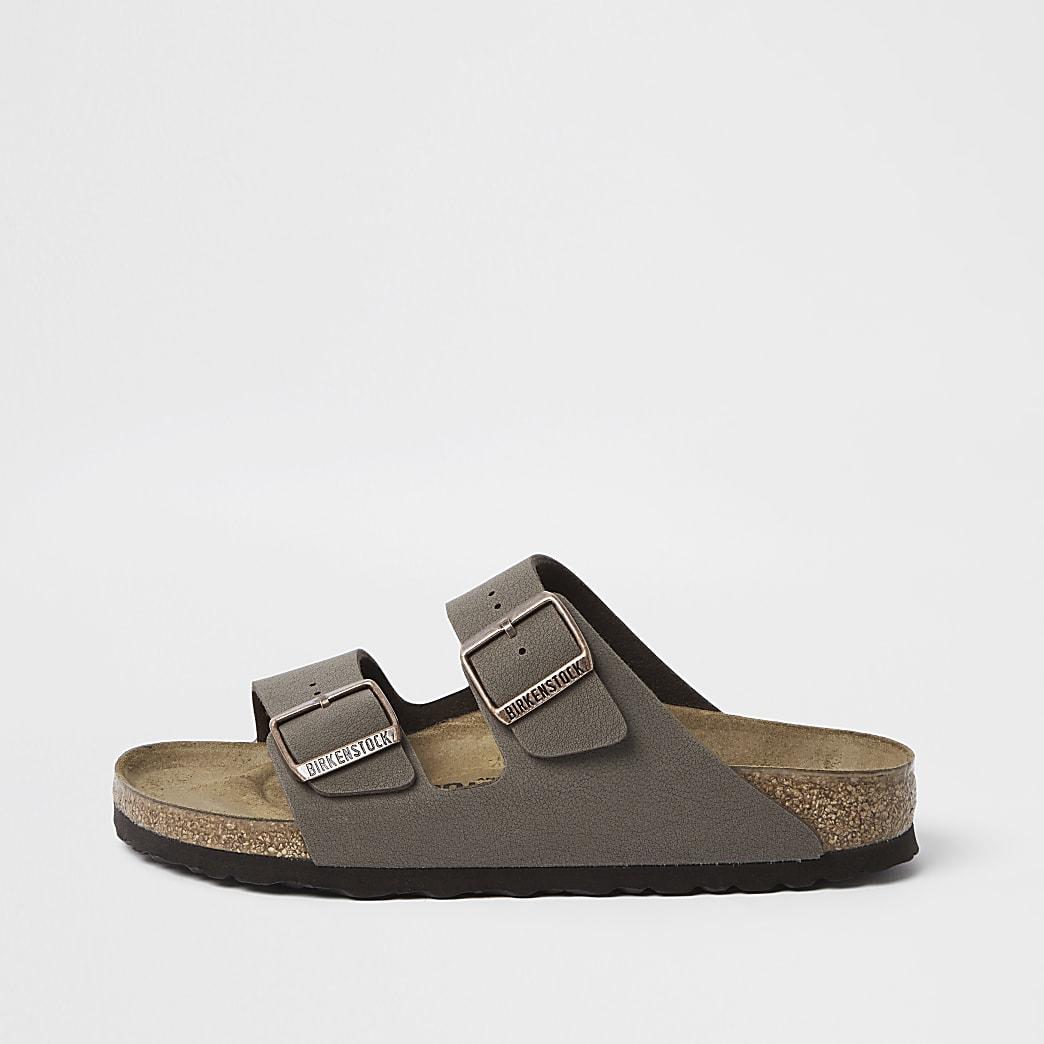 Birkenstock– Sandales Arizona marron