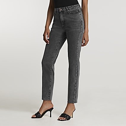 Black Blair high waisted Rossi jeans