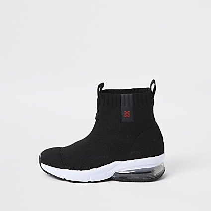 Black Mb Bubble Sock Hi top