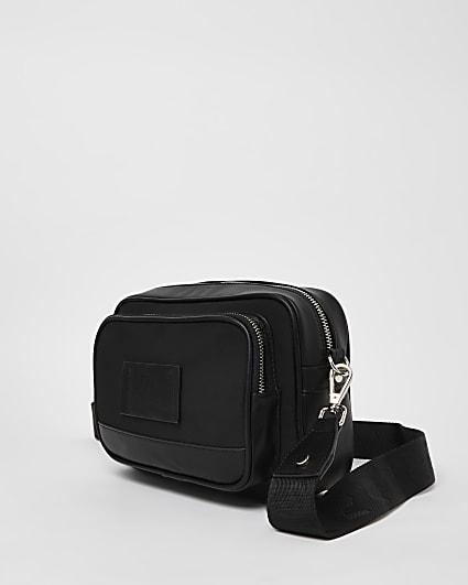 Black NUSHU cross body bag