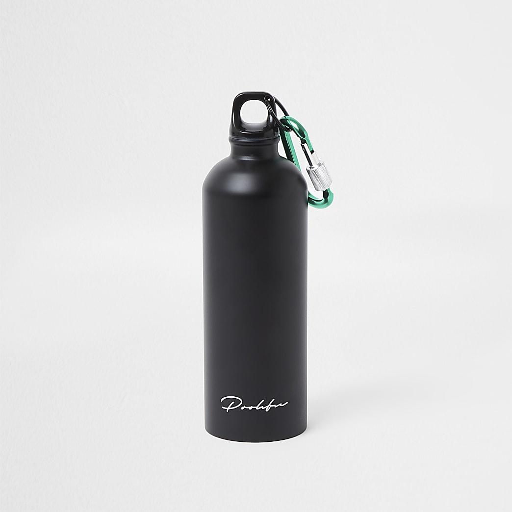 Black prolific water bottle