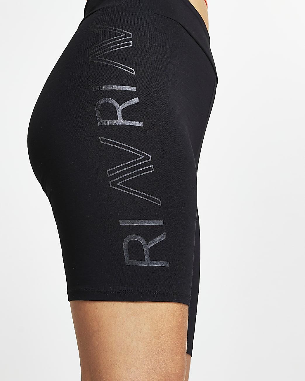Black RI Active cycling shorts