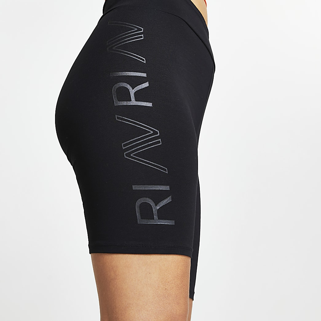 Black RI Active cycling shorts