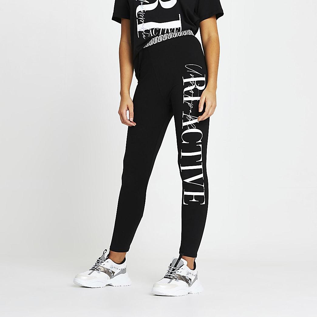 Black RI Active leggings