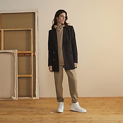 Black RI Studio tailored blazer
