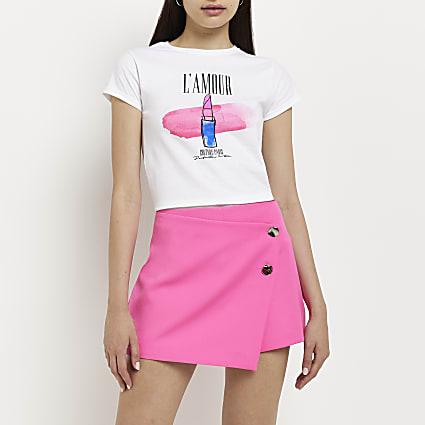 Black RI wing tote bag and bottle holder