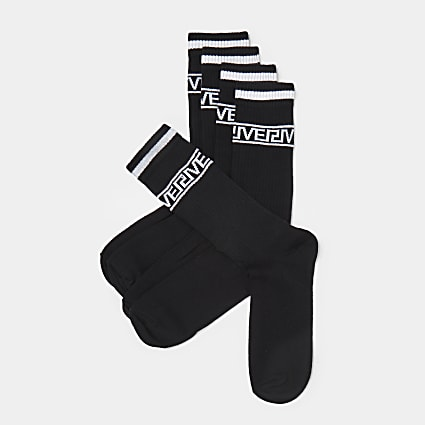 Black River Greek socks 5 pack