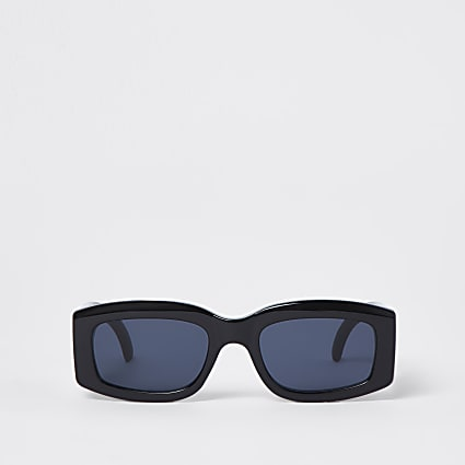 Black RR retro sunglasses
