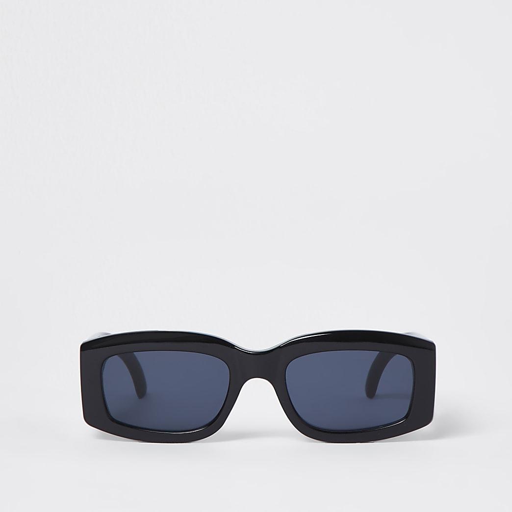 Black RR retro sunglasses