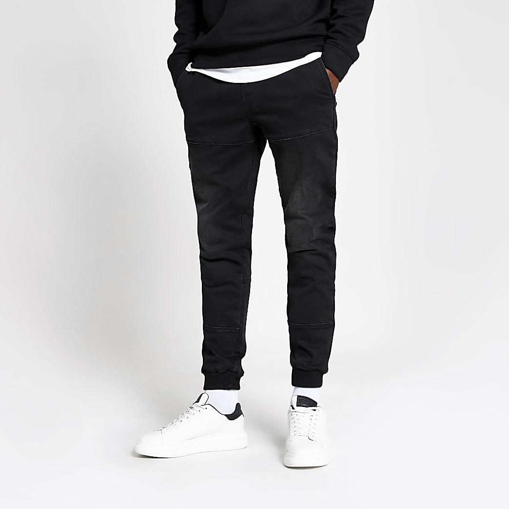 Ryan – Jeans jogger skinnynoir