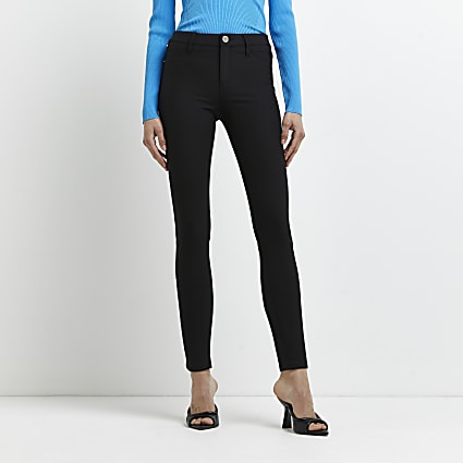Black skinny Molly jeggings