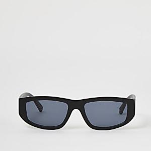 Zwart getinte zonnebril