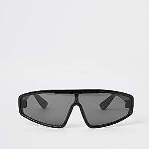 Lunettes de soleil masque noires
