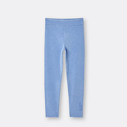Blue RI ONE leggings