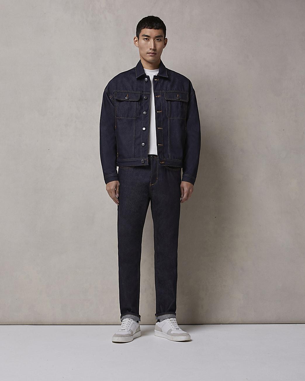 Blue RI Studio slim fit jeans