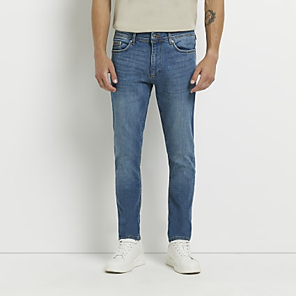 Blue Sid skinny fit jeans
