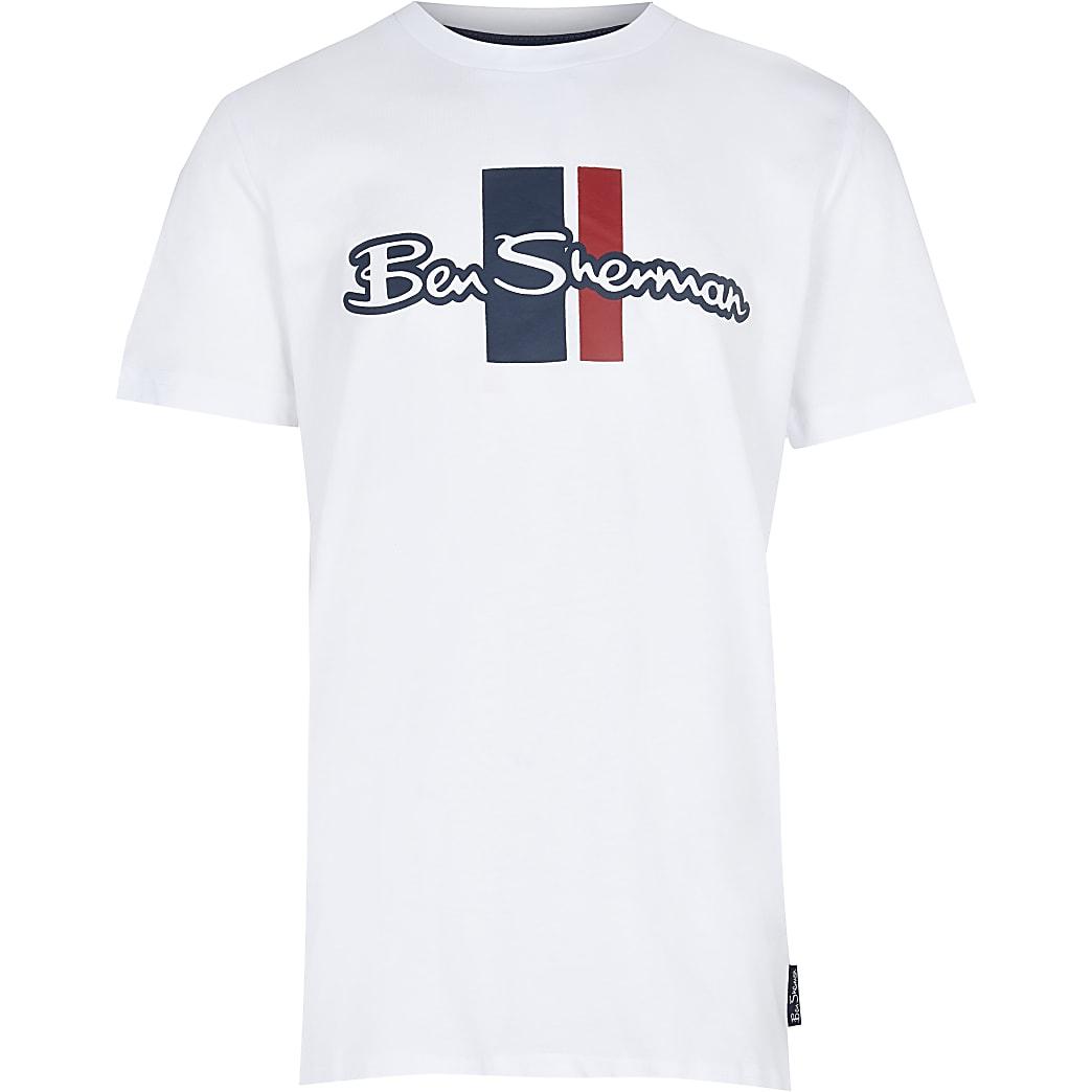Boys Ben Sherman short sleeve t-shirt