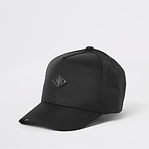 Boys black RIR hat