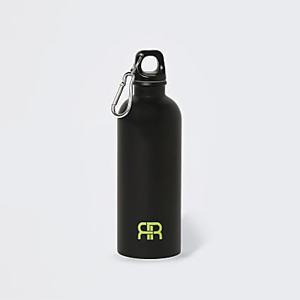 Boys black RIR water bottle